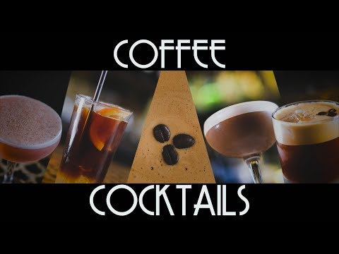 Coffee Cocktails