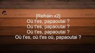 Papaoutai Lyrics And Cover - AtiLyrics