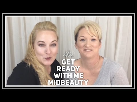 Get Ready With Me Chit Chat | Midbeauty | Middle Age Makeup