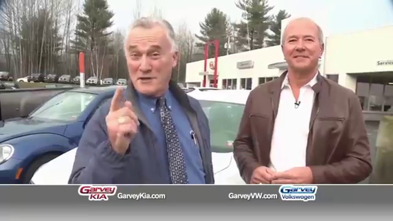 Garvey Kia & Garvey VW - Happy Used Year Sales Event - January 2016