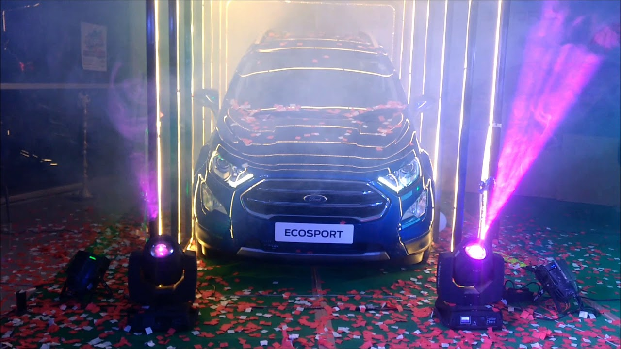 All-New Ford EcoSport Grand Launch Event at Akashs Ford Hosur !!!