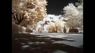 Oroslavje infrared photography
