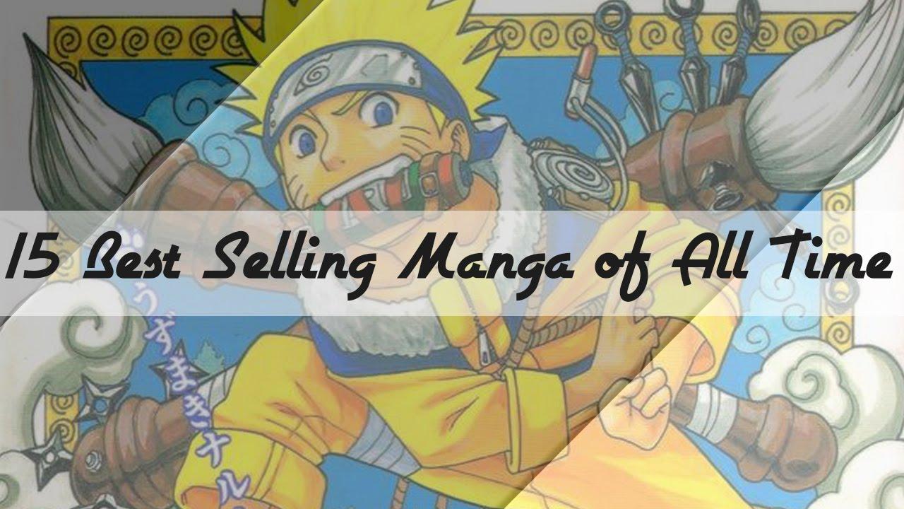 15 best selling manga of all time manga top list