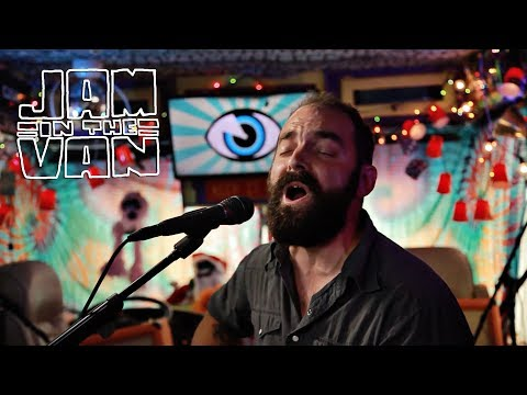 """DREW HOLCOMB - """"The Morning Song"""" (Live at JITV HQ in Los Angeles, CA 2017) #JAMINTHEVAN"""