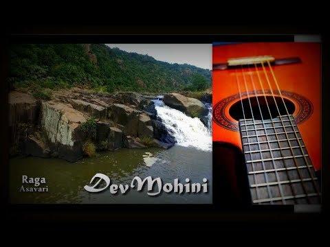 Devmohini : Raga Asavari Guitar | Kapil Srivastava | Indian Classical Instrumental Raag Ghatam Music