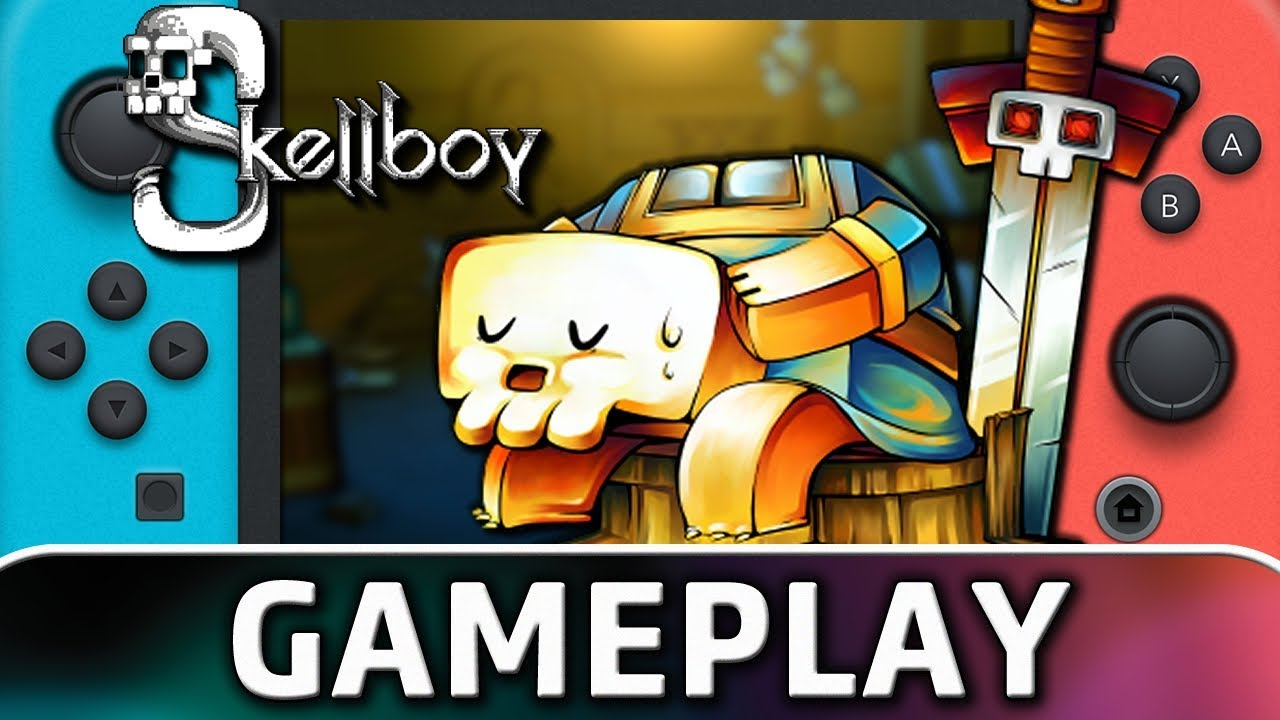 Skellboy | First 20 Minutes on Nintendo Switch