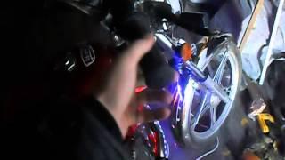 мопед альфа видео обзор 2(Поставил на мопед светодиодные ленты., 2014-03-08T10:56:43.000Z)