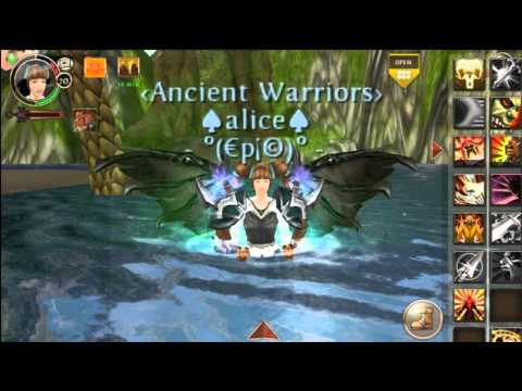 Order And Chaos Online: Dps Warrior Trial