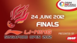 finals 2012 li ning singapore open