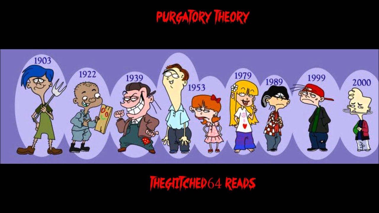 Cartoon Conspiracy - Ed Edd Eddy Purgatory