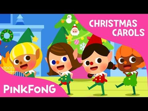Santa's Elves   Christmas Carols   Pinkfong Songs for Children
