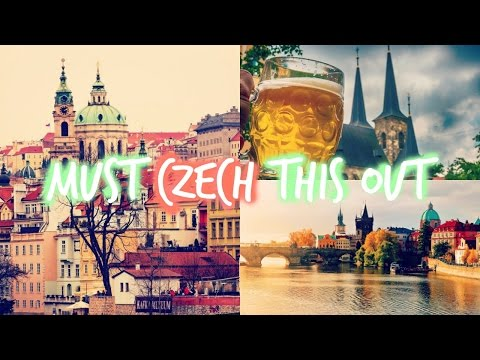 PRAGUE VLOG | MUST CZECH THIS OUT!
