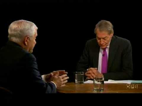 Robert Gates interviewed by Charlie Rose Nov 1, 2017
