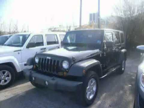 used Jeep Wrangler Unlimited NY New York 2010 located in Long Island