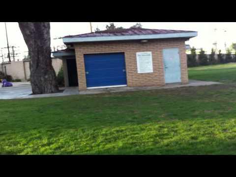 Quadcopter FPV Building surveillance testing #01