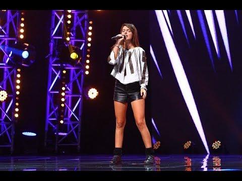 Dida Drăgan - Rug. Vezi aici cum cântă Ioana Teodora Savu, în Bootcamp, la X Factor