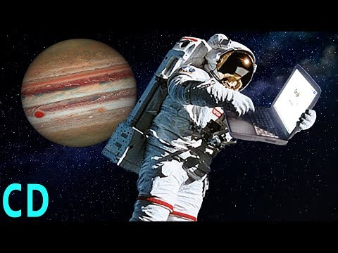 How will the internet work in Space? - The Interplanetary Internet