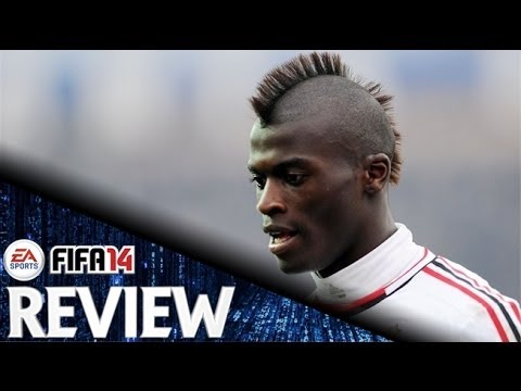 FIFA 14 Best Young Players - Niang Review - Beast Striker With Skills!