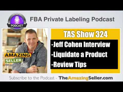 How can I Liquidate a Product FAST & Make Money in the Process? TAS 324: The Amazing Seller