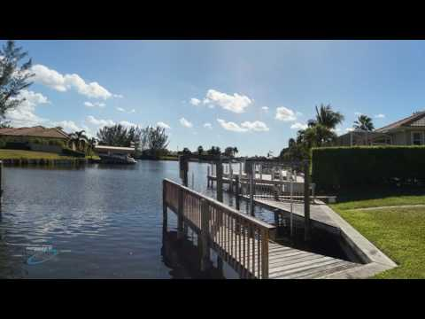 Canal Front House - Cape Coral, FL 33914 - for Sale