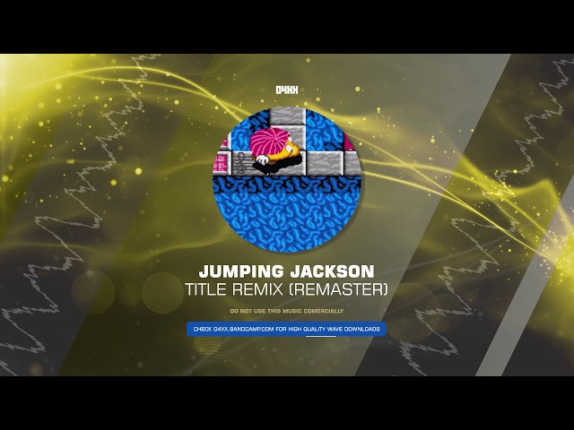 Stephane Picq - Jumping Jackson - Title (Remix) [HQ]