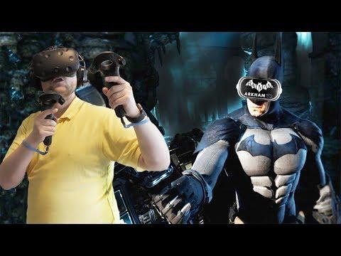ЭТОМУ ГОРОДУ НУЖЕН НОВЫЙ ГЕРОЙ! ► Batman: Arkham VR #1