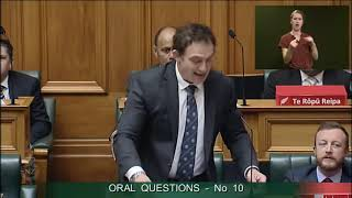 Question 10 - Greg O'Connor to the Minister of Police