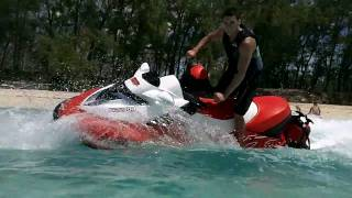 Miami to Bimini Bahamas on Sea-Doos (Jet Skis & Jet Boats)