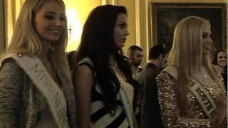 Pgm 212 EUA Contacto NJ Miss Portugal na Residência do Embaixador EUA