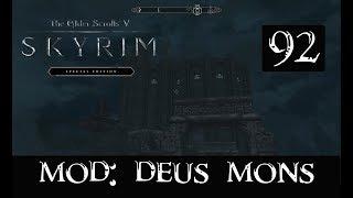 SKYRIM SPECIAL EDITION #92 /MOD/ -DEUS MONS: CASTLE OF MIRAAK-