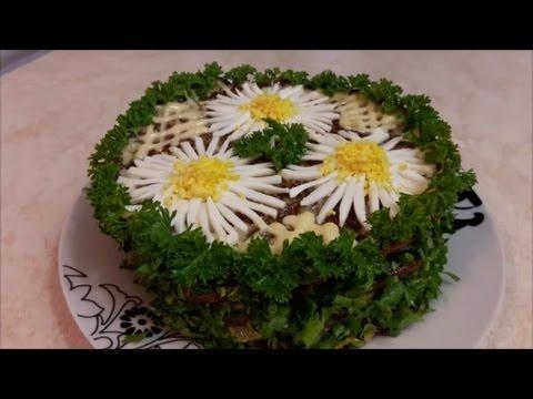 Украшаем торт Торт рецепт Cake decoration ПЕЧЁНОЧНЫЙ торт Торт из печени