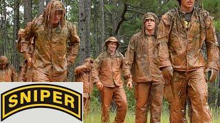 Школа снайперов Армии США / Это не в фонтанах купаться