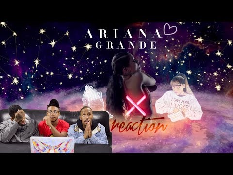 Ariana Grande - God Is A Woman REACTION