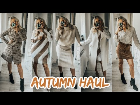 AUTUMN TRY ON HAUL | REISS, TOPSHOP, NASTY GAL, REVOLVE, MANGO, HIGH STREET HAUL