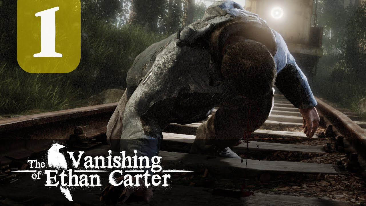 Mr Odd Let S Play The Vanishing Of Ethan Carter Part 1 What Are You Trying To Tell Me Ethan Youtube