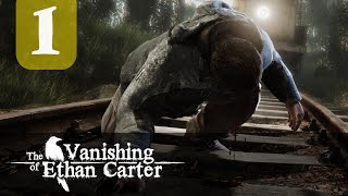 Mr. Odd - Let's Play The Vanishing of Ethan Carter - Part 1 - What Are You Trying To Tell Me Ethan?