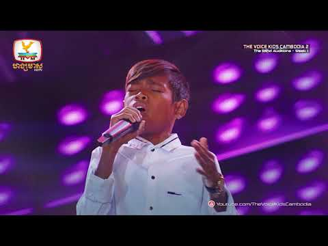 Week 1 Result Summary (Blind Audition Week 1 | The Voice Kids Cambodia Season 2)
