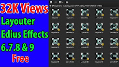 edius 7 tpd effects free download
