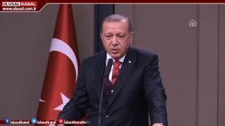 Erdoğan'dan son KHK ile ilgili ve Abdullah Gül açıklaması