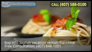 buy into Skyrun vacation rentals franchise