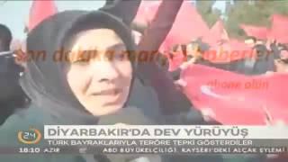 Kayseri'deki saldırıda şehit olan askerler anıldı