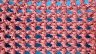 Ажурный узор вязания крючком  28