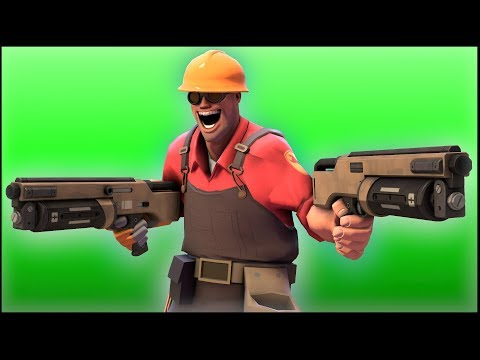 Get 9 kills as Engineer (very easy) - TF2 Highlights #56