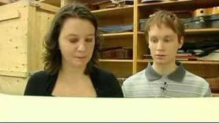 Benjamin (Björn Gustafsson)Testar Sånglektion - Morgonsoffan