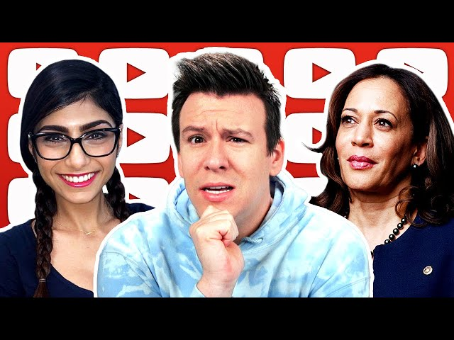 THE INTERNET IS LOSING IT OVER Kamala Harris For VP, Mia Khalifa, Kanye Election Fraud Accusations &