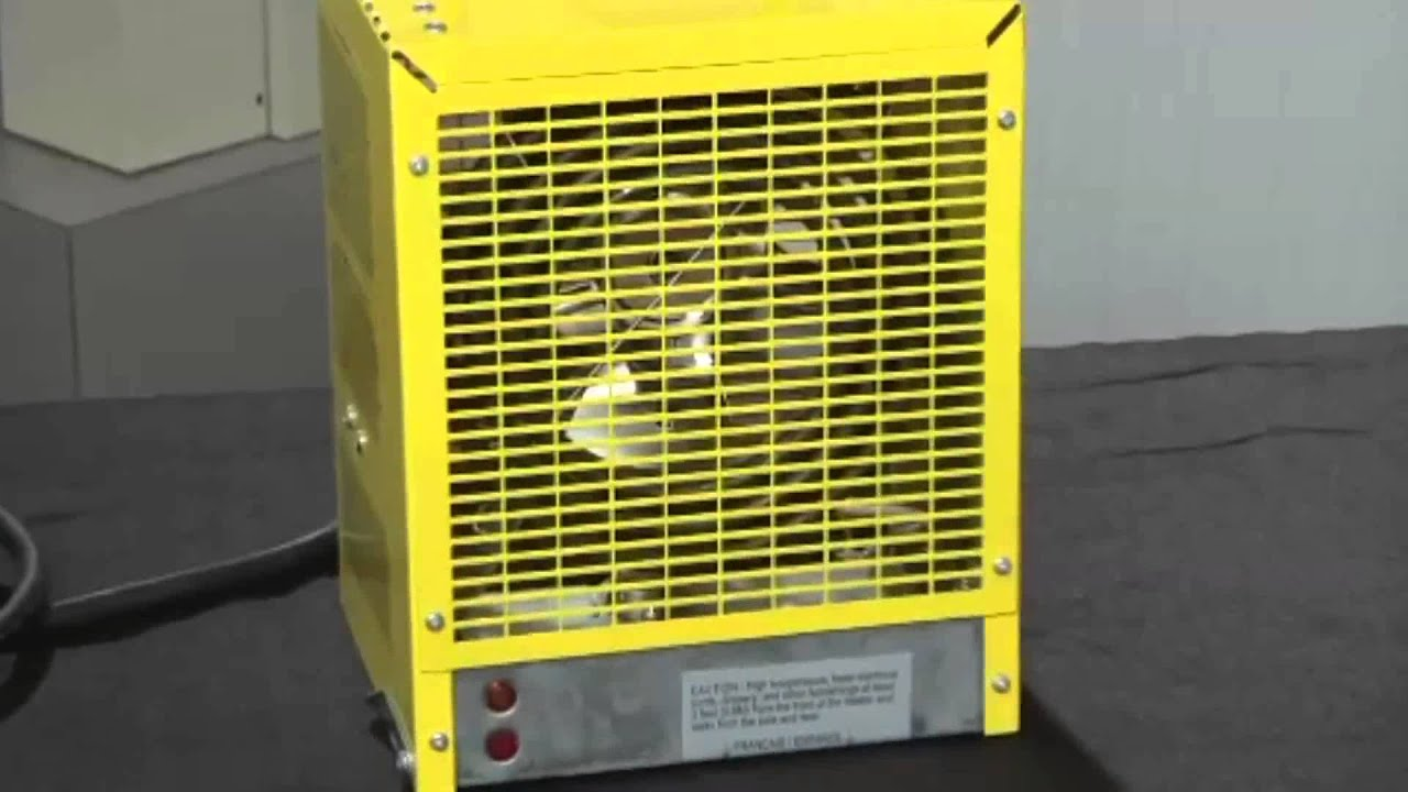 dimplex emc4240 and dch4831l portable construction heater