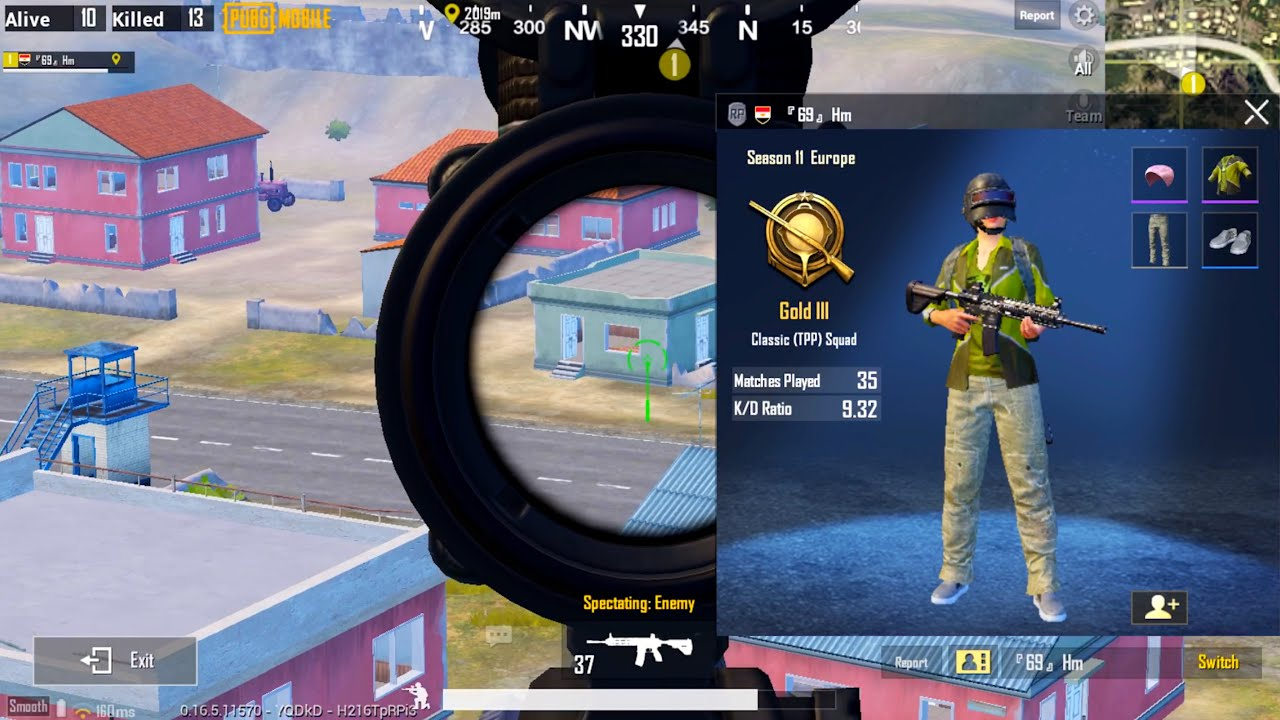 Pubg Mobile Hack March 2020 - Super Op HACKER! Killed by noob in PUBG MOBILE   MUST SEE!