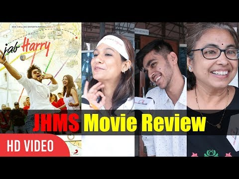 Jab Harry Met Sejal Movie Public Review | First Day First Show | Shahrukh Khan, Anushka Sharma