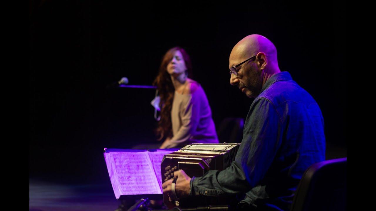 """Mariel Martínez & Fabián Carbone  """"Cien Años de Piazzolla"""""""