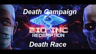 Bio Inc. Redemption: Death Campaign - Death Race (Lethal Difficulty) + Donald Trump Easter Egg